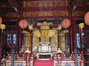 The throne room #daguanyuan